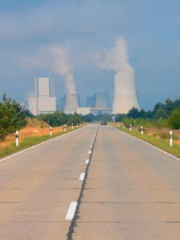 Fossil fuels -a dead-end road?