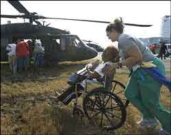 Disability and Disasters. Do <b>YOU</b> have experiences you want to share?